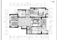 125平新房,裝修花45萬太值了,全屋漂亮又上檔次,尤其是客廳
