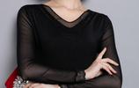 35-55歲女人穿這8款打底衫最優雅迷人,下搭小腳褲完美減齡