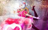 英雄聯盟 發條魔靈奧利安娜 cosplay