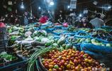 中國女遊客實拍菜市場:尼泊爾,一個非常窮非常幸福的國家