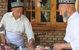 大美新疆美食——羊肉串