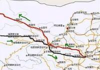 進疆的線路有很多,穿越柴達木盆地,青海到新疆這一路到底有什麼