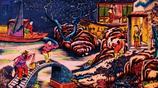 清朝,蘇州桃花塢年畫與天津楊柳青是我國南北兩大民間年畫的中心
