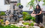 神祕農家院隱居一奇女,把小院折騰成這個樣子,還做出很多稀罕物