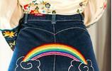 牛仔褲的夏天 瑪麗·蘇菲·洛克哈特~用自己的方式去定製牛仔褲