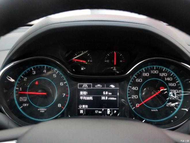 汽車圖集:雪佛蘭-科魯茲2018款 330T 雙離合炫鋒版