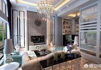 6米高的客廳,背景牆該如何設計佈置?