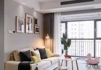 為女兒買下80平學區房,花20萬裝修漂亮極了!電視牆改書櫃更實用