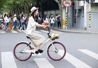 """主題:""""共享單車""""開啟荊門低碳出行新風尚!"""