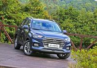 合資緊湊級SUV才賣12萬!北京現代ix35值不值得買?