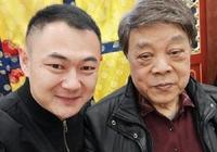 77歲趙忠祥近照曝光,頭髮花白皮膚鬆弛,網友:一下子老了很多