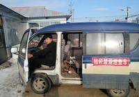 在農村,1200元可以買到什麼車,看到車後,感覺還不錯!