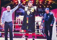 中國泰森張君龍世界排名躋身全球前20,開創亞洲拳擊新篇章