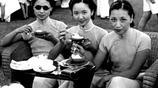 民國時代中國婦女服飾老照片,圖3都還裹著小腳,圖6很有氣質