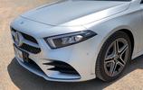 2019款俄版奔馳A200到店實拍,標軸版看起來更運動!