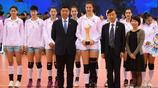 張常寧獲全明星賽最潮球員獎,李盈瑩獲全明星賽MVP