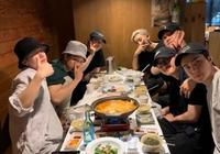 D.O.都暻秀:入伍倒計時!暖暖的EXO成員們聚餐為其踐行