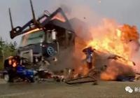 轎車突然失控撞飛倆居民,罪魁禍首是一罐可樂!網友:現實版《死神來了》……