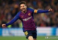 梅西的天賦足以讓巴塞羅那贏得冠軍聯賽