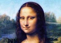 冷軍畫蒙娜麗莎超過達芬奇,作品價值8千萬,放大25倍才知真牛