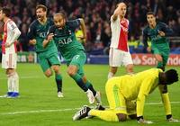 又見逆轉!熱刺讀秒絕殺阿賈克斯,隊史首次進歐冠決賽