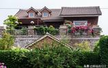 農村的小別墅和育苗基地簡直像是到了歐洲,太美了,快看看