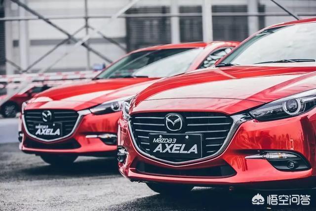 糾結啊,昂克賽拉和名爵6選哪款車最好?有大神推薦一下嗎?