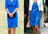 凱特、安妮公主穿和母親同風格服裝,比阿特麗斯公主像極了母親!