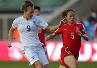 中國女足在世界上是什麼地位?