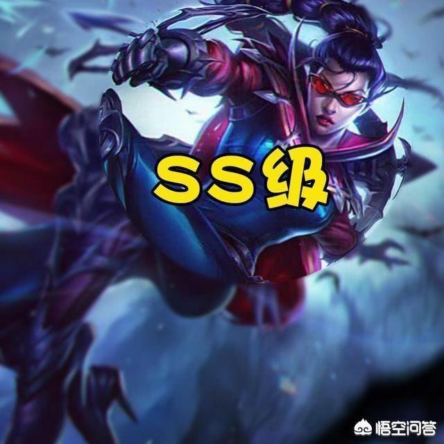 LOL後期團戰最強ADC,大嘴A級,薇恩S級,只有一個是SSS級,你認為誰最強?