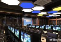 網吧電腦內存有那麼大嗎?為什麼能有很多遊戲呢?