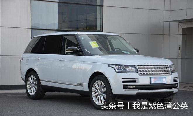 中大型SUV——路虎攬勝
