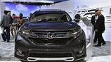 本田全新CRV即將國內上市,動力系統真是槓槓的