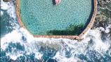 世界那麼大,帶你看看全世界最美的游泳池,我能在裡面躺一天