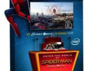 英特爾與索尼影業攜手為《蜘蛛俠:英雄歸來》打造VR體驗