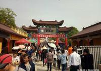 滁州明光:抹山廟會好熱鬧