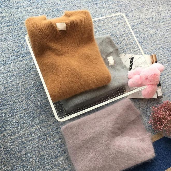 好看的毛衣太多了,但能穿出優雅好氣質的只有這6款,百搭更獨特