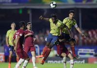 薩帕塔遲來進球幫助哥倫比亞1-0擊敗卡塔爾