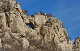 濟南長清這座山因有個大窟窿而得名窟窿山,是直白還是形象?
