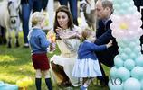 喬治王子 和夏洛特公主 的各種萌圖!