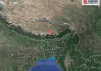 不丹發生3.6級地震
