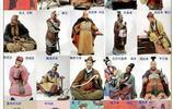 回顧古代帝王的12個之最:司馬曜最慘,明朝皇帝朱翊鈞最懶