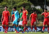 國奧被灌4球,希丁克一臉無奈,名帥也不可能讓中國足球立竿見影