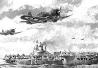 二戰時美國工業生產能力有多可怕?最瘋狂時一週造一艘航母