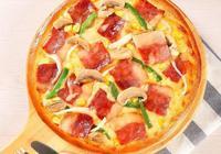 美食做法——培根披薩