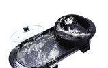 吃火鍋不用到飯店了,家用多功能一體鍋,涮、烤、美味隨時吃不停