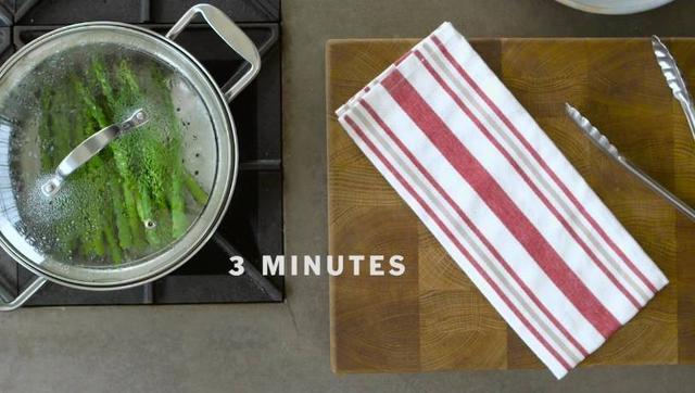 如何烹飪蘆筍?蘆筍的做法大全