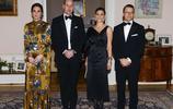 看看外交時凱特和多國第一夫人的比美較量,才知道她穿搭奧祕之處
