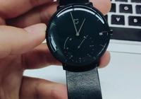 小米這個石英錶真的顏值爆炸,作為顏值黨舔一波。