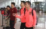 廣州恆大全體球員飛往上海,中超第13輪廣州恆大客場對陣上港